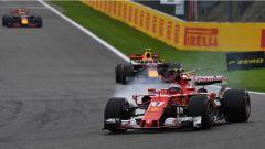 F1 2017 GP Belgio, Kimi Raikkonen
