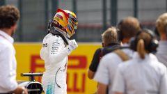 F1 2017 GP Belgio, Lewis Hamilton firma la 68esima pole position