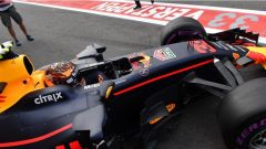 F1 2017 GP Belgio, Max Verstappen