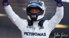 F1 2017 GP Belgio, Valtteri Bottas