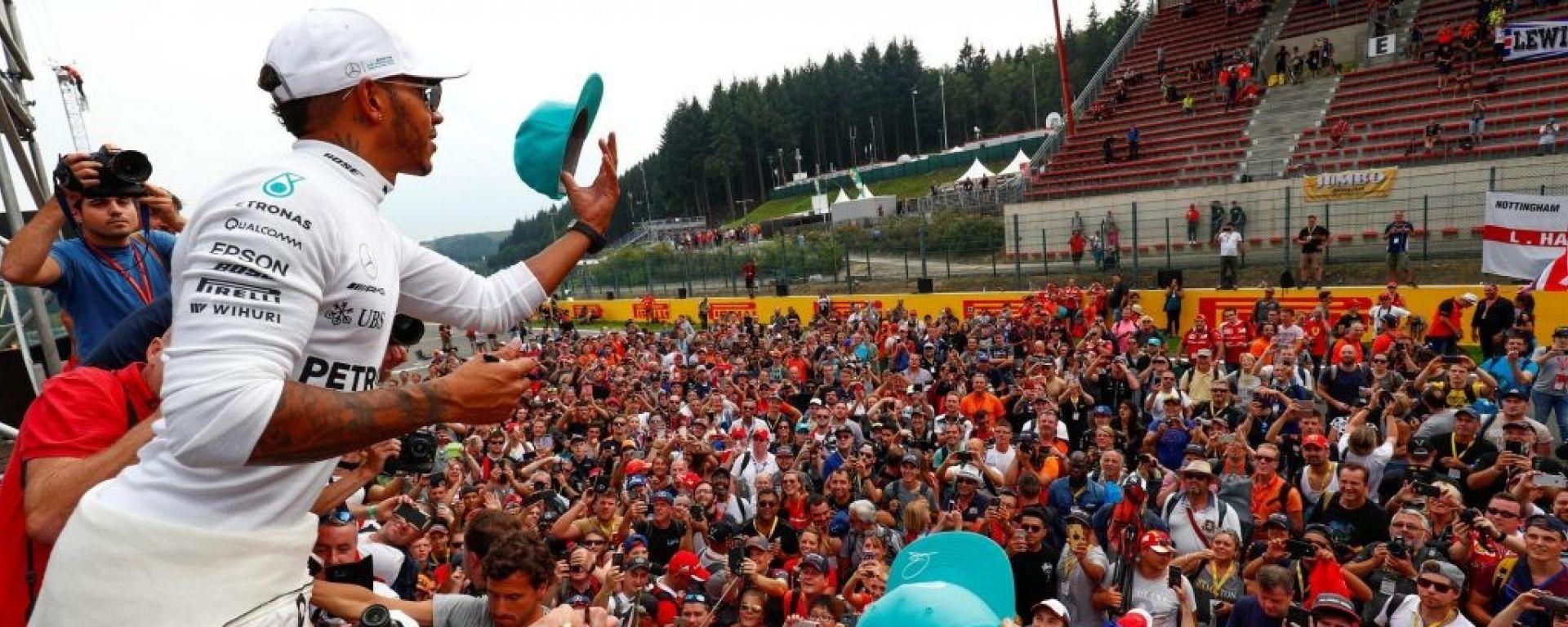 F1 2017 GP Belgio