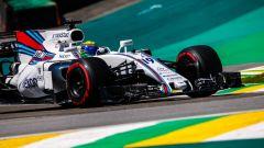 F1 2017 GP Brasile, Felipe Massa