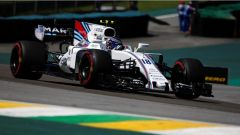 F1 2017 GP Brasile, Lance Stroll