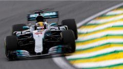 F1 2017 GP Brasile, Lewis Hamilton