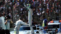 F1 2017 GP Brasile, Massa saluta il suo pubblico