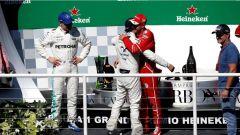 F1 2017 GP Brasile, Massa sul podio per il ritiro dalla F1