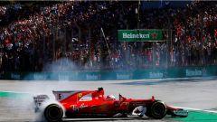 F1 2017 GP Brasile, Sebastian Vettel
