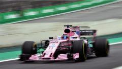F1 2017 GP Brasile, Sergio Perez