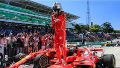 F1 2017 GP Brasile, Vettel vince il GP del Brasile