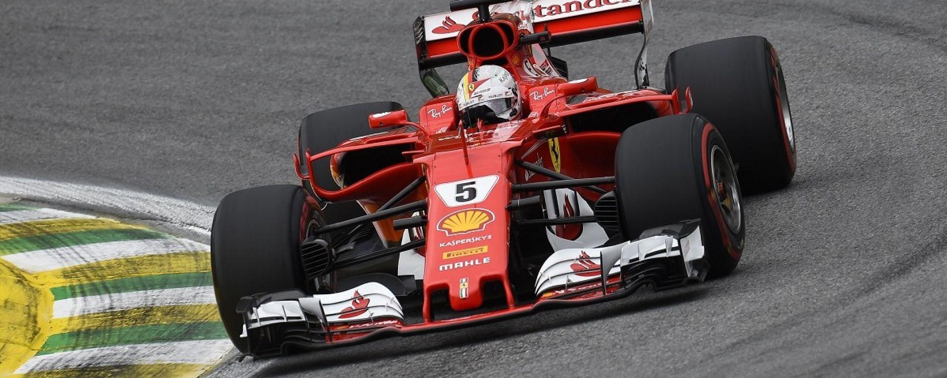 F1 2017 GP Brasile