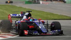 F1 2017 GP Canada, Daniil Kvyat
