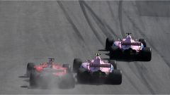 F1 2017 GP Canada, Ferrari vs Force India