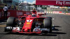 F1 2017 GP Giappone, Kimi Raikkonen
