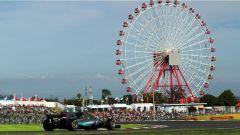 F1 2017 GP Giappone, Lewis Hamilton a Suzuka
