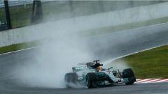 F1 2017 GP Giappone, Lewis Hamilton nelle FP2