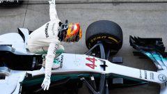 F1 2017 GP Giappone, Lewis Hamilton vince a Suzuka