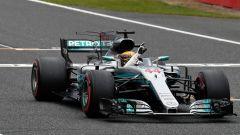 F1 | GP Giappone 2017, qualifiche: Lewis Hamilton centra la 71° pole a Suzuka, Vettel secondo