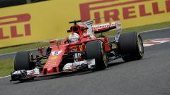 F1 2017 GP Giappone, Sebastian Vettel