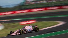 F1 2017 GP Giappone, Sergio Perez