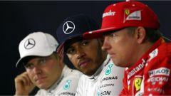 F1 2017 GP Inghilterra, conferenza stampa
