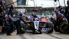 F1 2017 GP Inghilterra, Daniil Kvyat