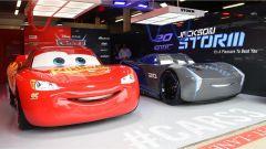 F1 2017 GP Inghilterra, le vetture del film Cars 3