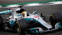 F1 2017 GP Inghilterra, Lewis Hamilton al suo quinto Grand Chelem
