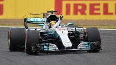F1 2017, GP Inghilterra, qualifiche: Lewis Hamilton firma la 67esima pole davanti alla Ferrari di Raikkonen
