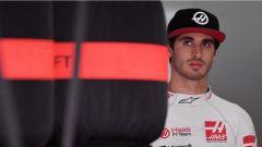 F1 2017 GP Malesia, Antonio Giovinazzi