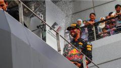 F1 2017 GP Malesia, Daniel Ricciardo
