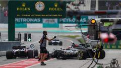 F1 2017 GP Malesia, Romain Grosjean