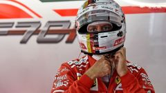 F1 2017 GP Malesia, Sebastian Vettel