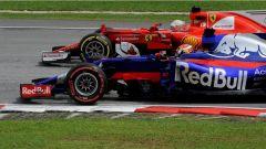 F1 2017 GP Malesia, Vettel contro Gasly