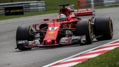F1 2017: Vettel e la Ferrari, problemi al cambio dopo il GP Malesia