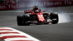 F1 2017 GP Messico, Kimi Raikkonen