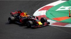 F1 2017 GP Messico, Max Verstappen