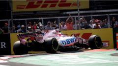 F1 2017 GP Messico, Sergio Perez