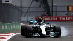 F1 2017 GP Messico, Valtteri Bottas