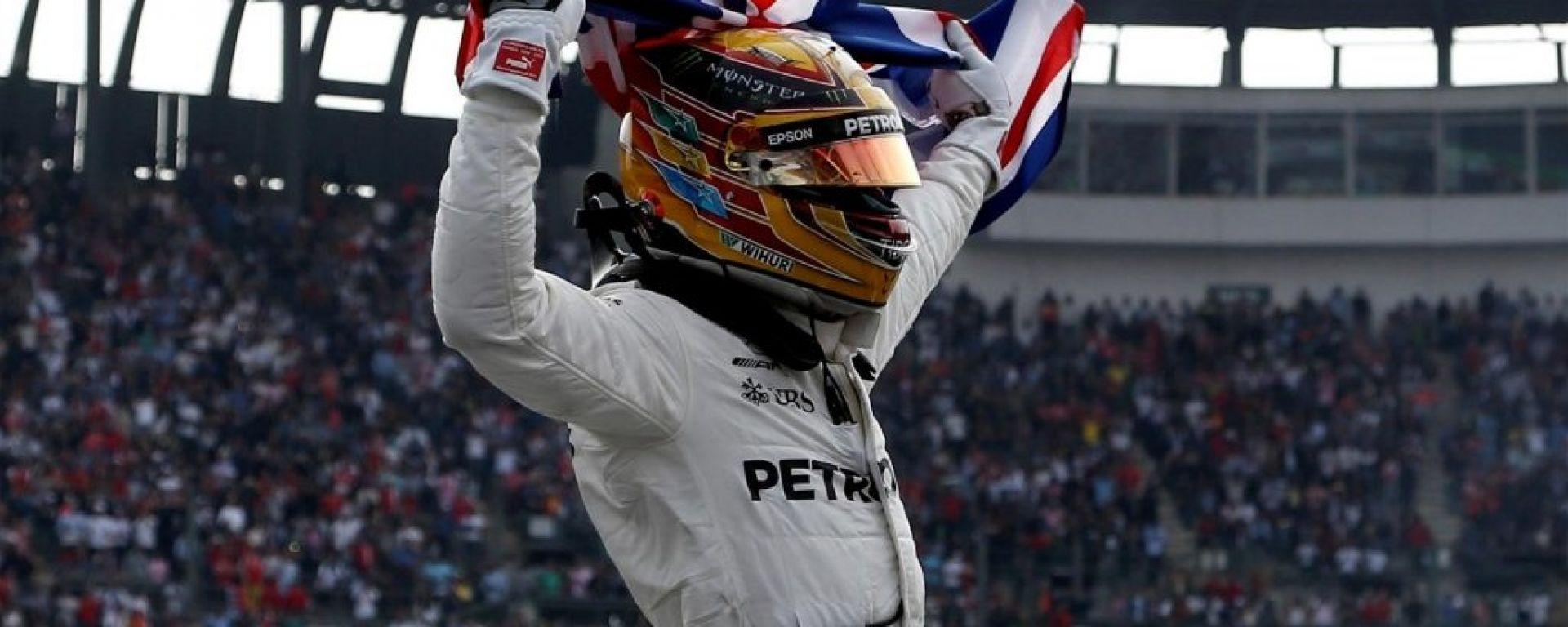 F1 2017 GP Messico