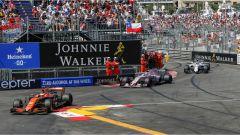 F1 2017 GP Monaco, chicane delle piscine