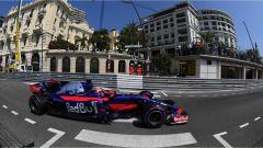 F1 2017 GP Monaco, Daniil Kvyat