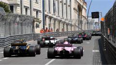 F1 2017 GP Monaco, fasi di gara