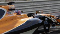 F1 2017 GP Monaco, Jenson Button McLaren MCL32