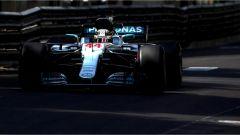 F1 2017 GP Monaco, Lewis Hamilton
