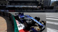F1 2017 GP Monaco, Marcus Ericsson