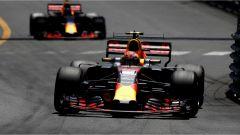 F1 2017 GP Monaco, Max Verstappen