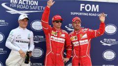 F1 2017 GP Monaco, podio