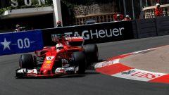 F1 2017 GP Monaco, Sebastian Vettel