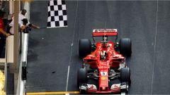 F1 2017 GP Monaco, vittoria di Sebastian Vettel