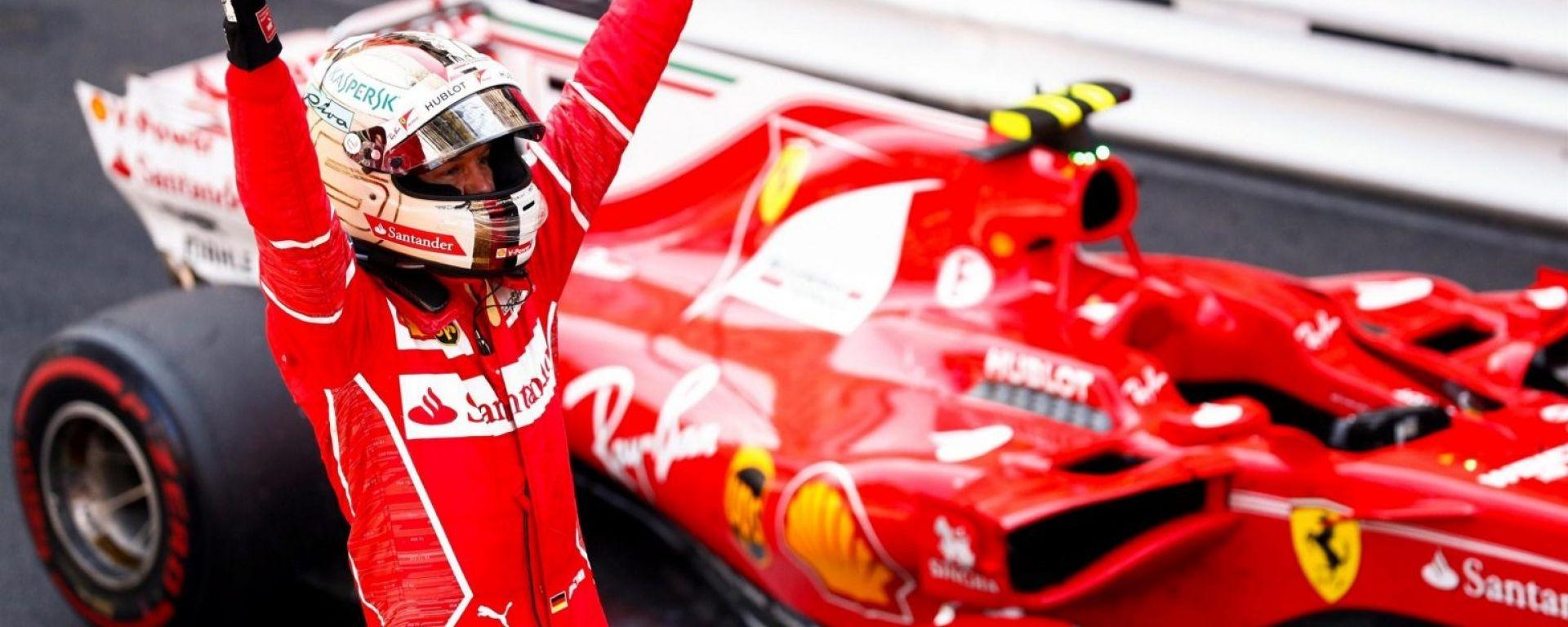 F1 2017 GP Monaco